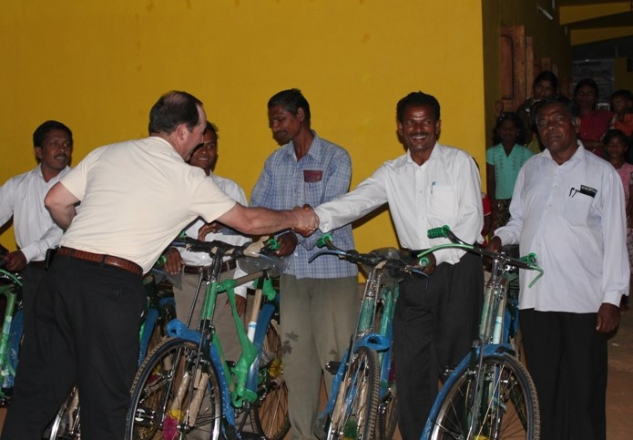 Bikes for Evangelists
