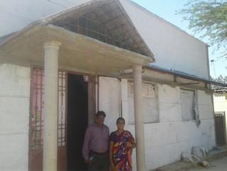 A House that Became a Church
