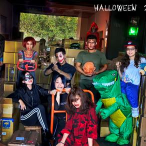 Halloween 2019 with Strange Creatures~