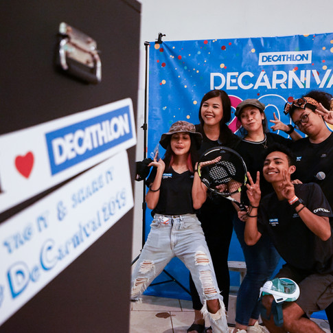 Decathlon Carnival