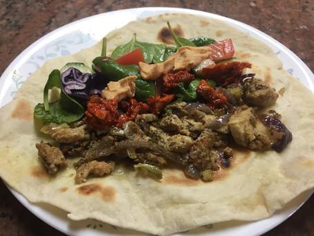 Chicken Shawarma Iraqi style