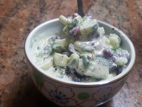 AL-Rumman (Pomegranate) & yogurt Delight