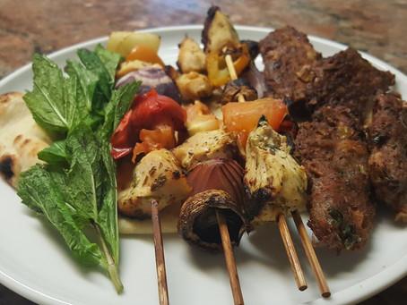 Iraqi Chicken Shish Kebab Recipe