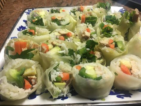 Mahshi Malfouf (Stuffed Cabbage Rolls)