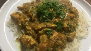 Meal Plan Idea # 7Basmati Rice &ChickenBéchamel SauceBasmati Rice