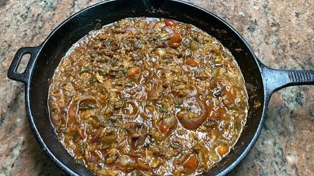 Marak Samak (Fish Stew)