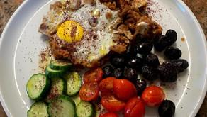 Breakfast Recipe Foul Mudammas (Fava Beans) & Eggs