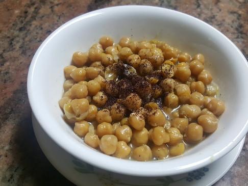 Lablabi (Chickpea) Iraqi Snack
