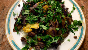 Basmati Rice & Mixed Vegetables: