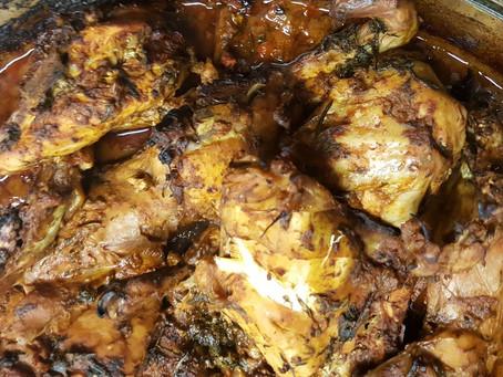 Rotisserie Iraqi Chicken