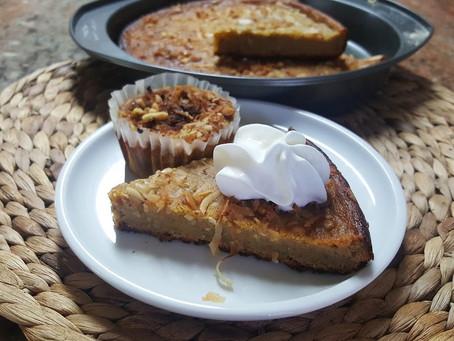 Butternut Squash Cupcake (Sweet Dish)