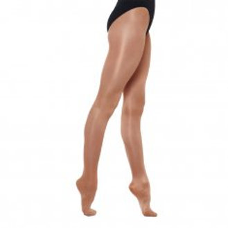 Footed Shimmer Tights - Child Sizes