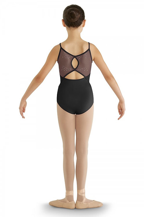 Bloch CL8847 Starburst Back Twin Bow Camisole