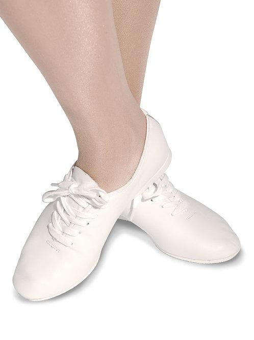 Full Sole Leather Jazz Shoe
