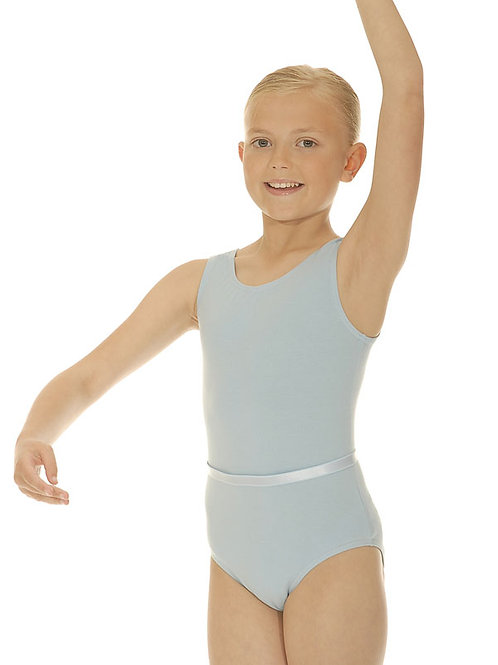 Cotton Lycra Sleeveless Leotard