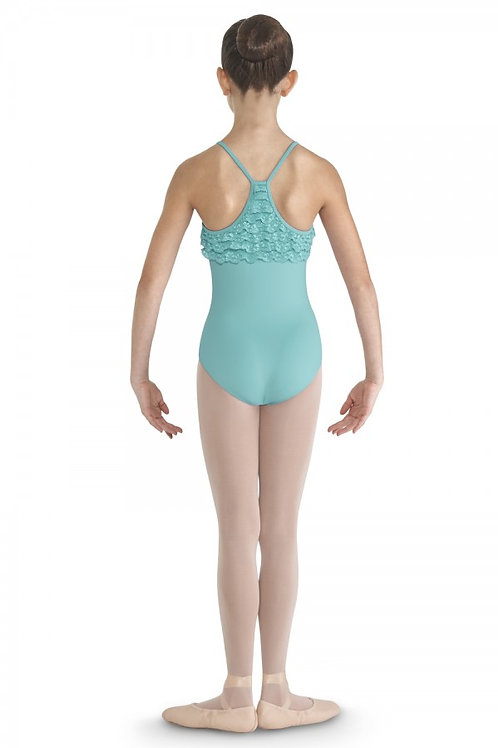 Bloch CL8687 Heart Lace Racer Back Cami