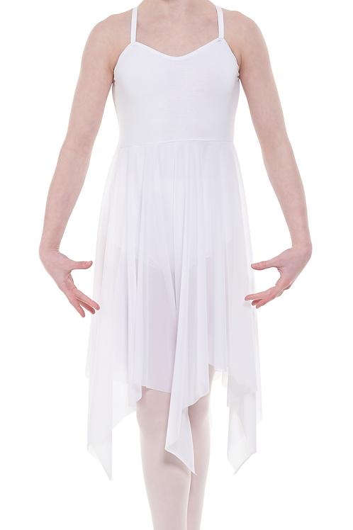Lyrical Dress Camisole Style Crossover Back
