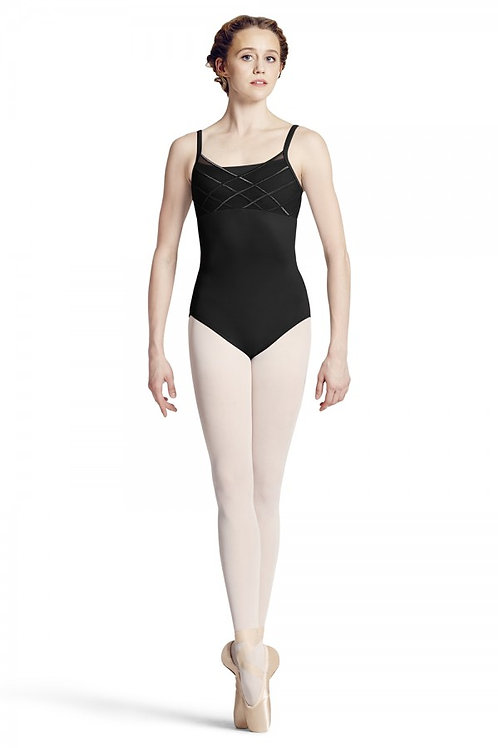 Bloch L8827 Mock Wrap Camisole Leotard