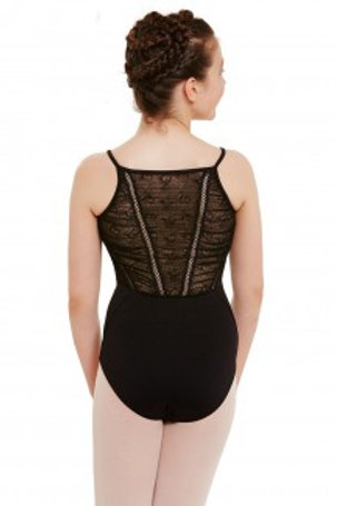 Bloch TWL8607 Gathered Lace Camisole Leotard