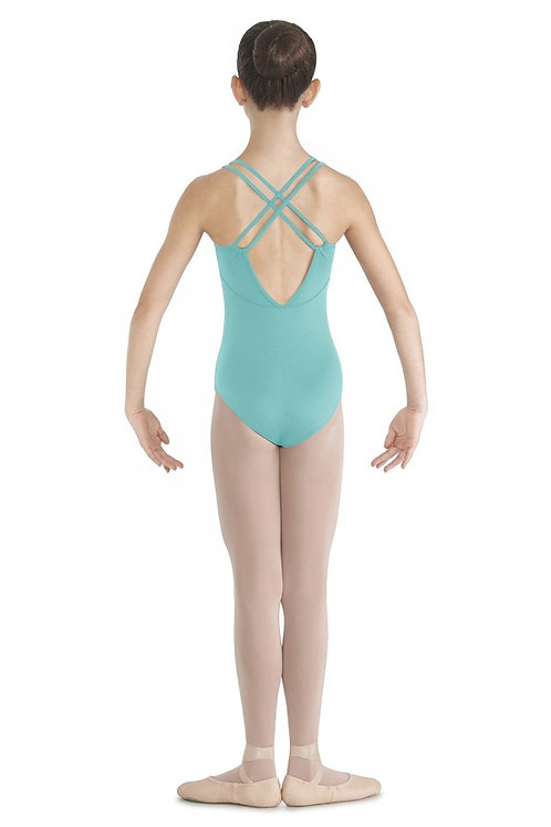 Bloch CL8635 Heart Lace Twin X Camisole Leotard