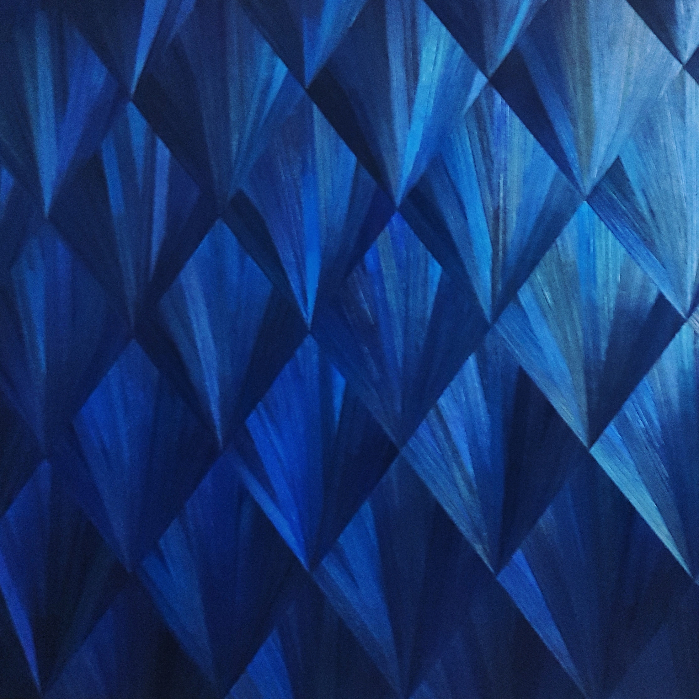 Paille bleue