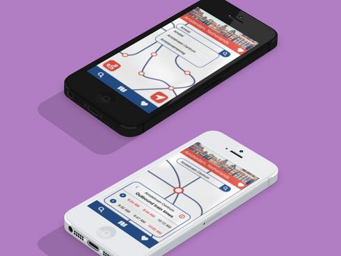 Metro Maps App