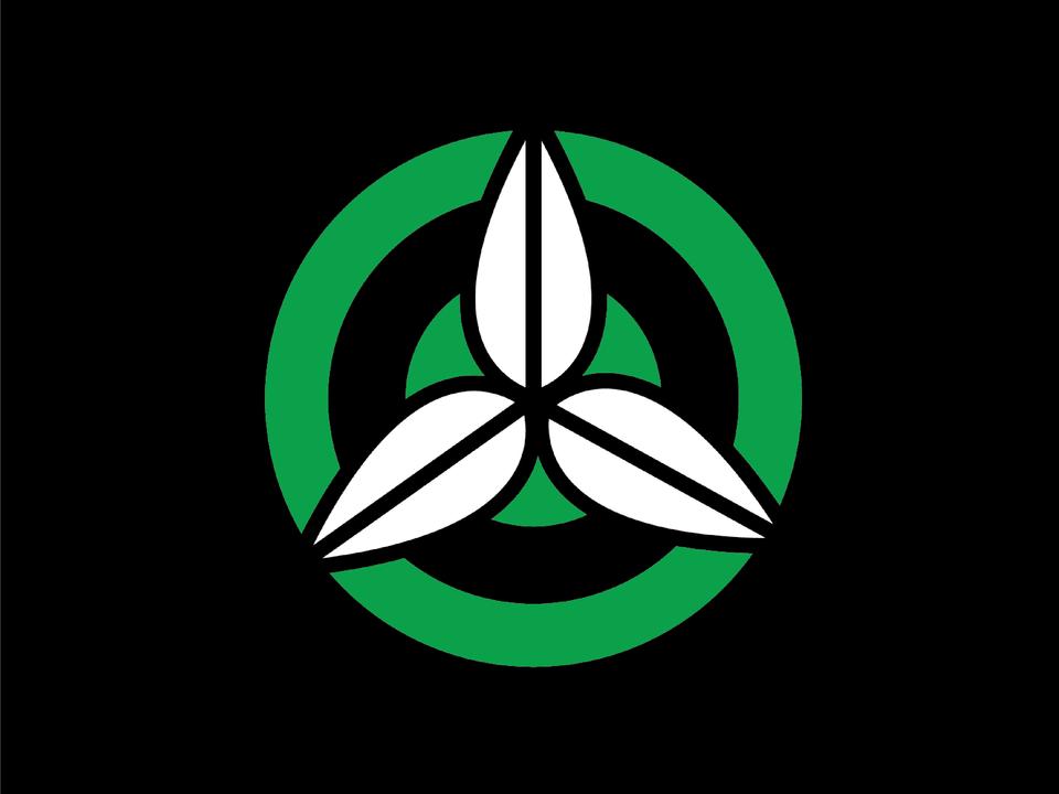Green Wolverine Brand Identity