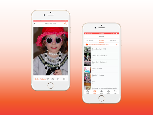 Shutterfly UX Analysis