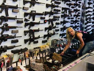 Новые правила призваны не допустить приобретение оружия лицами с психическими отклонениями
