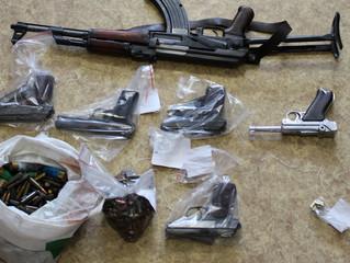 Предложено изменить правила хранения изъятого оружия