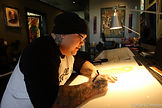 Chris Stumpf Tattoo Artist