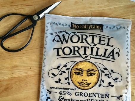 Tortilla de nieuwe groenten?