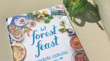 Boek 'Forest Fruit' - kookboek voor kids