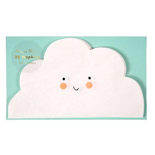Cloud servetten Meri Meri