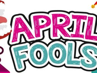April Fools Got You? Make It Stop Today!