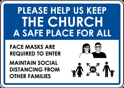 Keep Church Safe