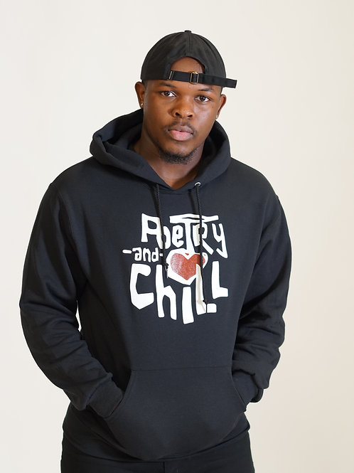 Poetry and Chill Hoodie