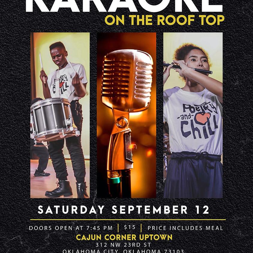 Karaoke On The Roof Top