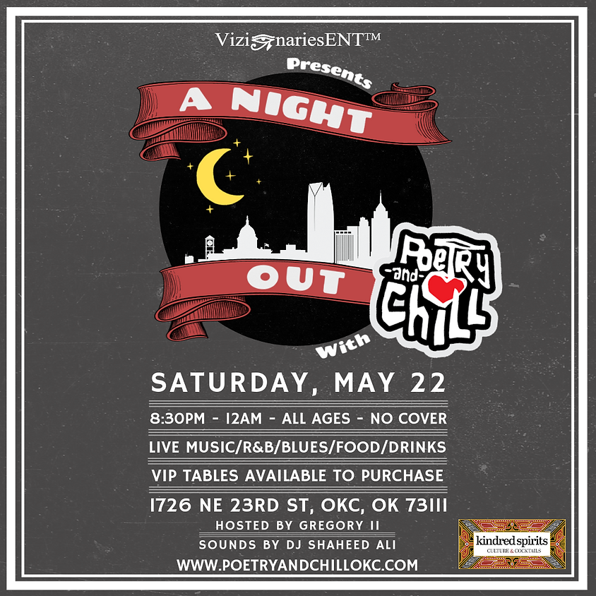 A Night Out With Poetry and Chill OKC