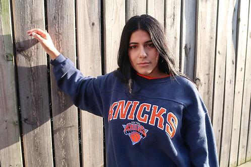 """""""NY Knicks"""" Sweater"""