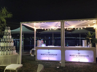 Perth's very first 'Diner en Blanc'