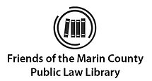 Friends of the Marin County Law Library LOGO