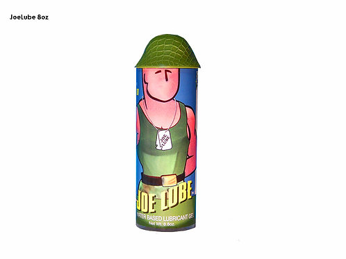 8.8oz Joe Water Based Lube (choose out of 4 Designs)