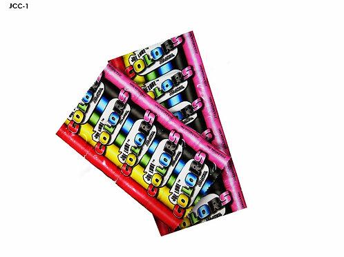 Joe Lube Colored Condoms