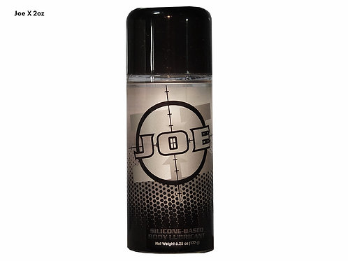 6oz. - Joe X Silicone Based Lube