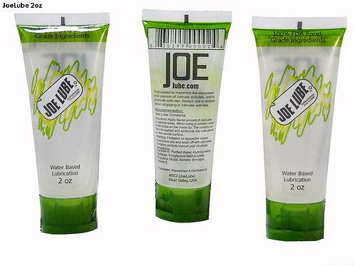 2oz. Joe Lube Water Based Lubricant