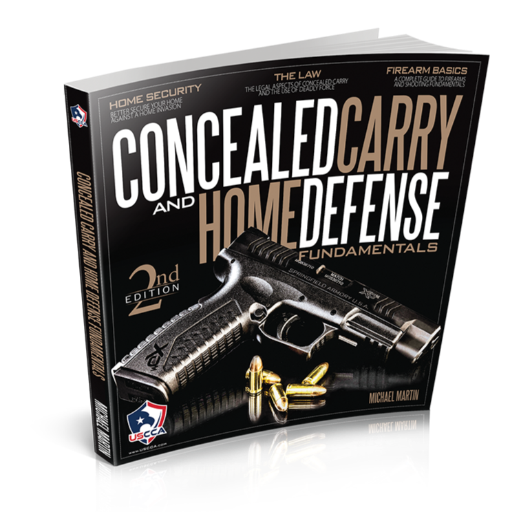 USCCA CONCEALED CARRY & HOME DEFENSE