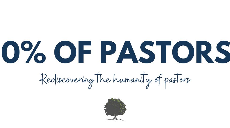 100% of Pastors...