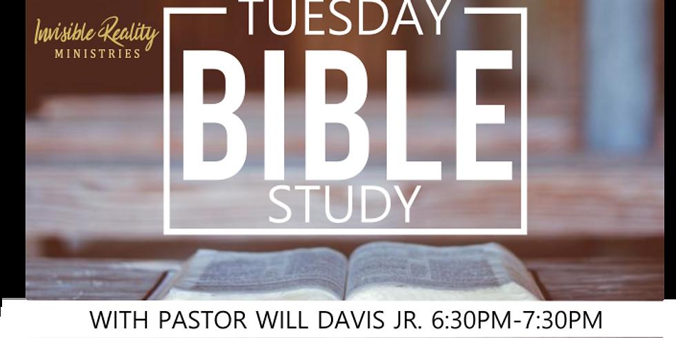 IRM Bible Study