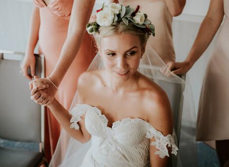 Sophie Eve Hensser & Danny Bloom Elements Of Byron Wedding